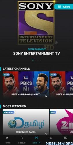 Kyte TV v8.1 MOD APK (Ad-Free & More) 1