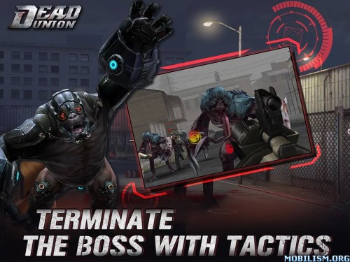 Dead Union v1.9.3.6635 [Unlimited Ammo/HP] Apk