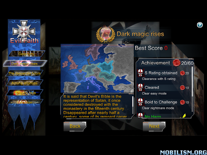 Evil Faith : Empire Conquer v1.0.0 Apk