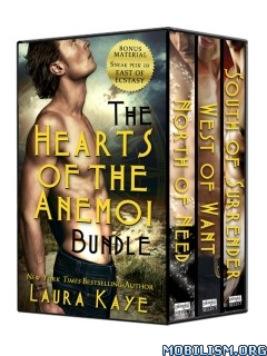 Download ebook Hearts of the Anemoi Bundle by Laura Kaye (.ePUB)