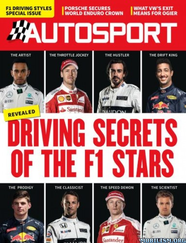 Download ebook Autosport - 10 November 2016 (.PDF)