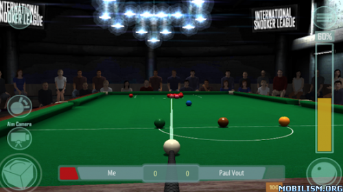 International Snooker League v1.2 Apk