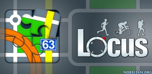 Mod Android] Locus Map Pro - Outdoor GPS v2 20 1 (Patched) φ