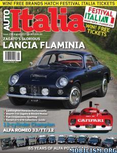 Download ebook AutoItalia - August 2017 (.PDF)