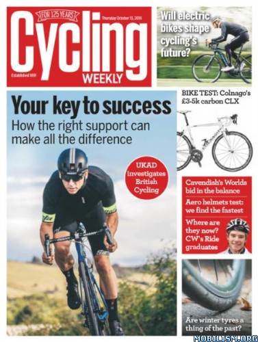 Download ebook Cycling Weekly - 13 October 2016 (.PDF)