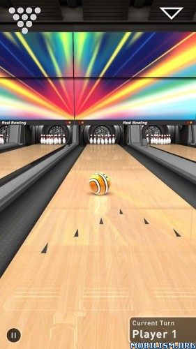 Real Bowling 3D Plus v1.1 Apk