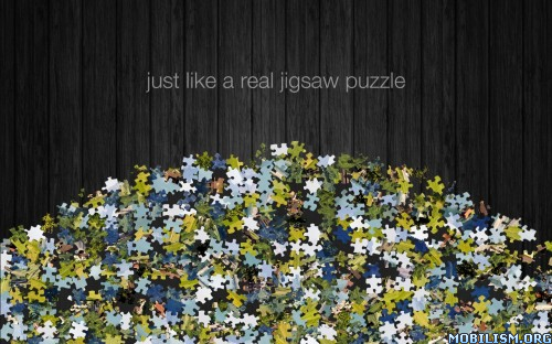 Deluxe Jigsaw Puzzles v1.0.3 Apk