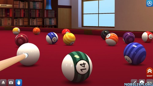 Pool Break Pro - 3D Billiards v2.6.3 Apk