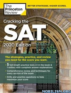 Cracking the SAT with 5 Practice Test by The Princeton Review