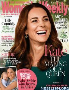 The Australian Women's Weekly New Zealand – November 2019