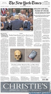 Download The New York Times – 05 May 2017 (.PDF)