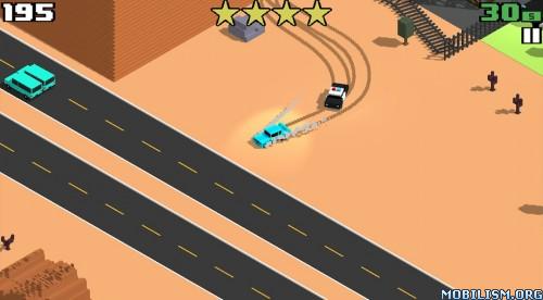 Smashy Road: Wanted v1.2.2 (Mod Money/Unlock) Apk