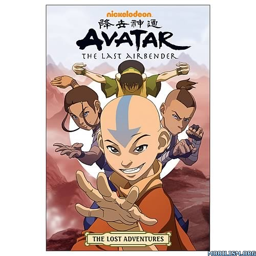 Avatar: The Last Airbender: The Lost Adventures (.CBR)