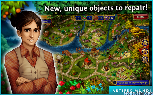 Gardens Inc. 3 (Full) v1.1 Apk