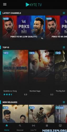 Kyte TV v8.1 MOD APK (Ad-Free & More) 4