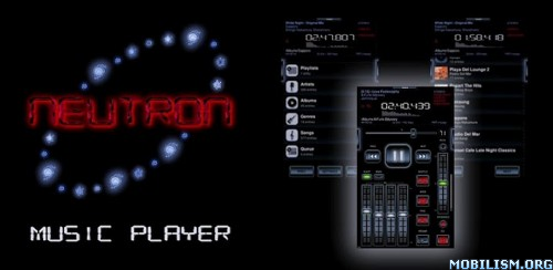 Neutron Music Player v1.51 apk