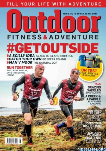 Download Outdoor Fitness & Adventure - Summer 2017 (.PDF)