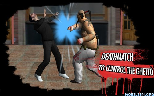 Rap Fight: Gangster Edition v1.0 [Mod Money] Apk