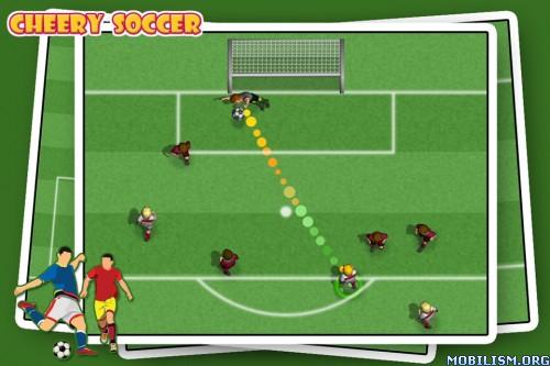 Cheery Soccer v1.04 Apk