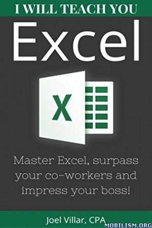 I Will Teach You Excel by Joel Villar