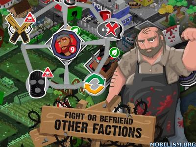 Rebuild 3: Gangs of Deadsville v1.6.7 Apk