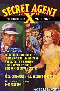 "Download Secret Agent ""X"" Volume 5 by Paul Chadwick (.MOBI)"