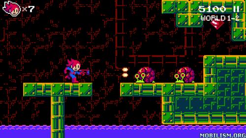 Jump'N'Shoot Attack v1.1 + (Mod Lives)