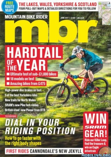 Download Mountain Bike Rider - June 2017 (.PDF)