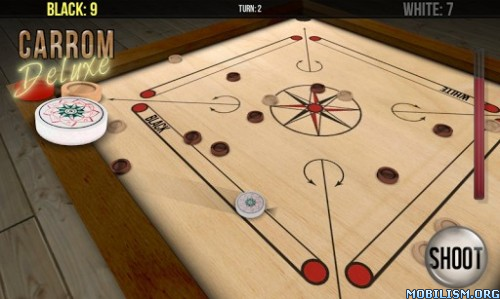 Game Releases • Carrom Deluxe v2.06