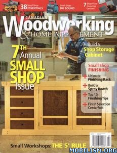 Download ebook Canadian Woodworking - June/July 2017 (.PDF)