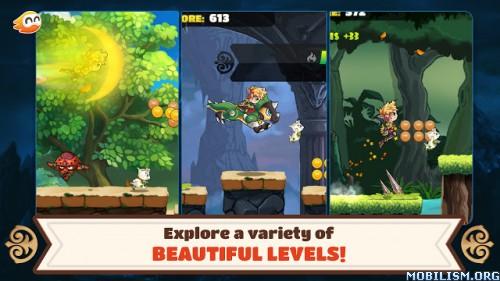 Fairy Run � Treasure Hunt v1.0.4 [Mod Money] Apk