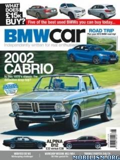 BMW Car – August 2019