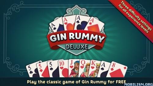 Gin Rummy Deluxe v1.0 Apk