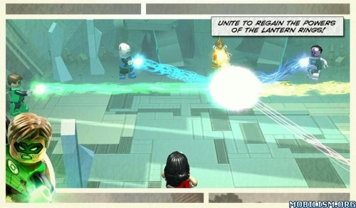 LEGO® Batman: Beyond Gotham v1.10.1~4 [Mod Money/Heroes] Apk