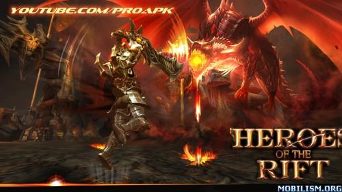 Heroes of the Rift v2.0.0.0 [Mod] Apk