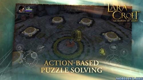 Lara Croft: Guardian of Light™ v1.2 Apk