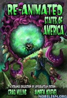 Download ebook Re-Animated States of America by Craig Mullins (.ePUB)