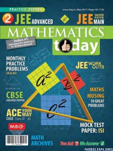 Download Mathematics Today - May 2017 (.PDF)