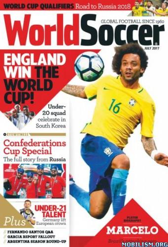 Download ebook World Soccer - July 2017 (.PDF)