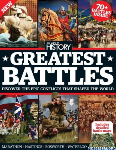 Download ebook All About History Book Of Greatest Battles 3rd ed (.PDF)