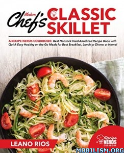 Modern Chef's Classic Skillet by Leano Rios