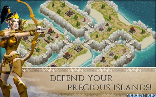 Mythic Islands v1.3 [Mod Money] Apk