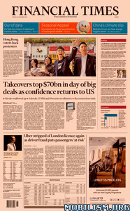 Financial Times Europe – 26 November 2019