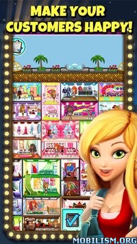Fashion Shopping Mall Dressup v34.0.0 [Mod Coins/Hearts] Apk