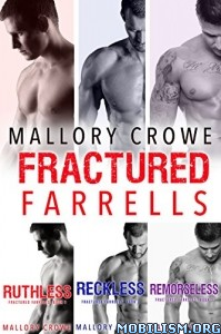 Download ebook Fractured Farrells Box Set 1-3 by Mallory Crowe (.ePUB)