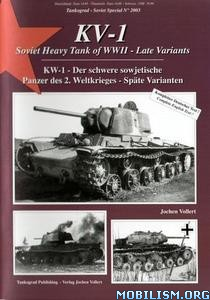 KV-1 Soviet Heavy Tanks of WWII by Jochen Vollert