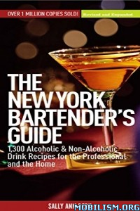Download ebook The New York Bartender's Guide by Sally Ann Berk (.ePUB)