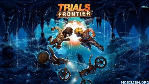 Trials Frontier v3.9.1 (Mod Money) Apk
