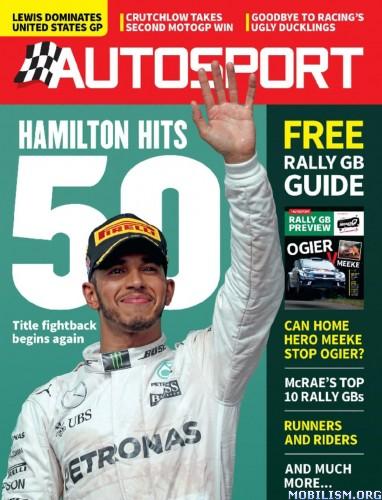 Download ebook Autosport - 27 October 2016 (.PDF)