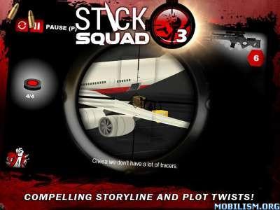 Stick Squad 3 - Modern Shooter v1.2.4(Mod Money) Apk